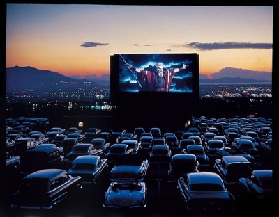 Remember the DRIVE-IN THEATERS?