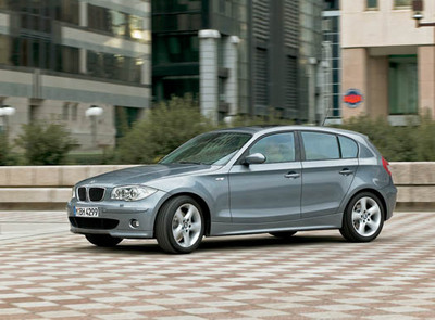 BMW 135i Hatchback